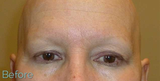 Permanent makeup by artist jeannie side from juvessentials for Eyebrow tattoo artist